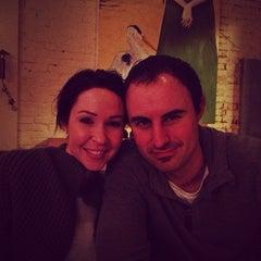 Photo taken at Honeymoon by Matthew P. on 3/8/2013