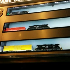 Photo taken at Norfolk Southern Club by Andy M. on 7/21/2015
