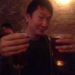 Photo taken at 310 Bowery Bar by Eric B. on 12/11/2014