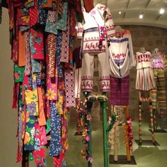 Photo taken at Museo Textil De Oaxaca by Stephan V. on 1/6/2013