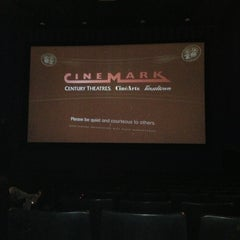 Photo taken at Cinemark Movies 12 by Lacy A. on 5/7/2013