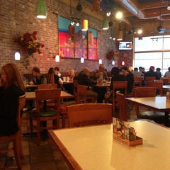 Photo taken at La Parrilla Mexican Restaurant by Mindy T. on 2/22/2013