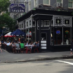 Photo taken at White Horse Tavern by Peter C. on 6/8/2013