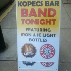 Photo taken at Kopec's by Zach B. on 3/23/2013