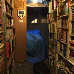 Photo taken at East Village Books by Susumu on 10/27/2015