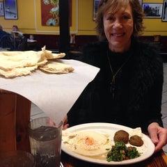 Photo taken at Nicholas Restaurant by Diane O. on 1/6/2014
