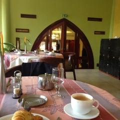 Photo taken at Azalai Hotel Independance Ouagadougou by Alain S. on 6/18/2014