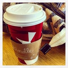 Photo taken at Starbucks by Kasie S. on 12/14/2012