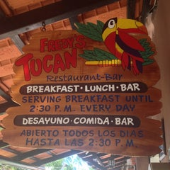 Photo taken at Fredy's Tucan by Efra P. on 1/3/2014