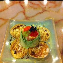 Photo taken at Kabuki Japanese Restaurant by Lacey G. on 5/9/2013