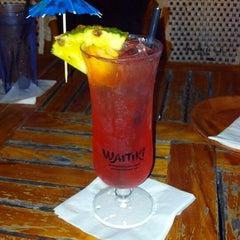 Photo taken at WaiTiki Retro Tiki Lounge by Raymond B. on 10/6/2012