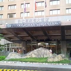 Photo taken at 台北喜來登大飯店 Sheraton Grand Taipei Hotel by Shahrul M. on 3/23/2013