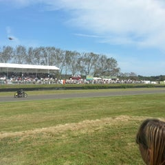 Photo taken at Goodwood Motor Racing Circuit by James G. on 9/15/2012