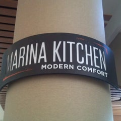 Photo taken at Marina Kitchen by Comic-Con G. on 5/16/2013