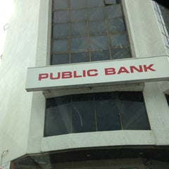 Photo taken at Public Bank by Vince K. on 7/24/2014