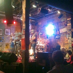 Photo taken at Ground Zero Blues Club by Larry G. on 10/6/2012