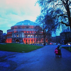 Photo taken at Royal Albert Hall by Carlos T. on 3/16/2013