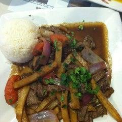 Photo taken at Mamita Peruvian Restaurant by Gerald W. on 2/2/2013