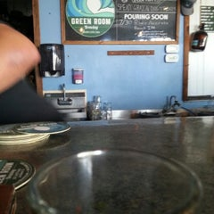 Photo taken at Green Room Brewing by Raymond S. on 8/1/2015