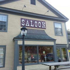 Photo taken at Valley View Saloon by John on 9/14/2012