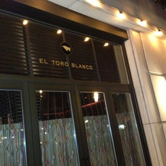 Photo taken at El Toro Blanco by Chelle . on 2/18/2013