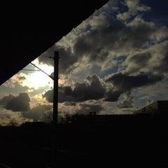 Photo taken at TriMet NE 60th Ave MAX Station by David Z. on 3/22/2015