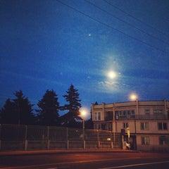 Photo taken at TriMet NE 60th Ave MAX Station by David Z. on 6/12/2014