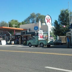 Photo taken at Historic Route 66 by Laura F. on 9/27/2013