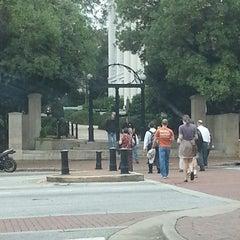 Photo taken at University of Georgia by Kerry R. on 10/18/2012