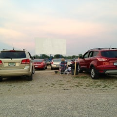 Photo taken at US 23 Drive-In Theater by Carlito M. on 6/23/2013