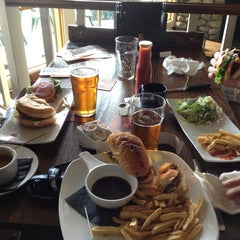 Photo taken at McCulloch Station Pub by Randy F. on 7/25/2014