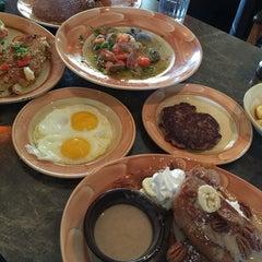 Photo taken at Stone House Cafe by Benny L. on 10/5/2014