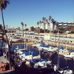 Photo taken at Redondo Beach Marina by Aislinn G. on 1/22/2013