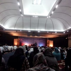 Photo taken at Gedung Graha Angkasa Pura I by Nila S. on 7/15/2014