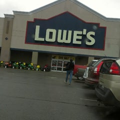 Photo taken at Lowe's Home Improvement by Lorri K. on 3/24/2013