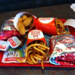 Photo taken at Arby's by Christina M. on 10/3/2012