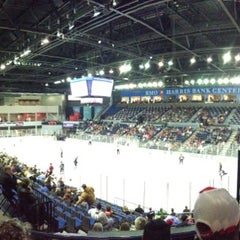 Photo taken at BMO Harris Bank Center by Clarence G. on 12/8/2012