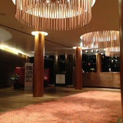Photo taken at Falkensteiner Hotel Bratislava by Alexandra on 3/14/2013