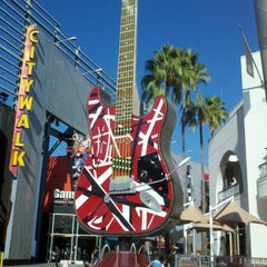 Photo taken at Universal CityWalk by Tony C. on 10/7/2012