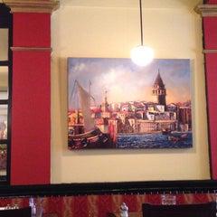 Photo taken at Taksim Restaurant by Gulsah K. on 2/24/2015