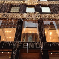 Photo taken at Fendi by Mary Alice L. on 12/7/2012
