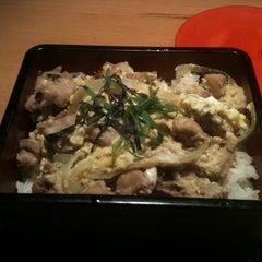 Photo taken at Sushi Tei by Adek O. on 10/9/2012