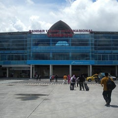 Photo taken at Lombok International Airport (LOP) by R. Pandji on 1/23/2013