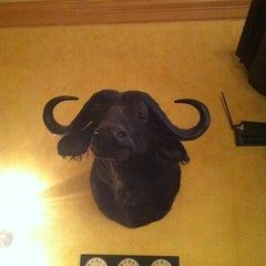 Photo taken at The Bull's Head Tavern by Liz J. on 10/5/2012
