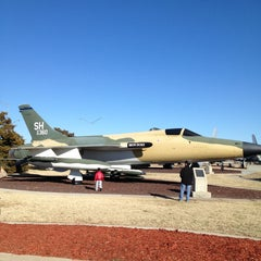 Photo taken at Tinker Air Force Base by Jenny R. on 1/4/2014
