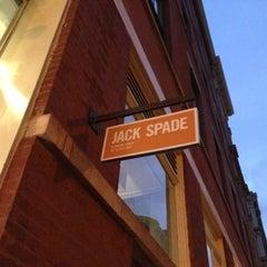 Photo taken at Jack Spade by Chris B. on 11/23/2012