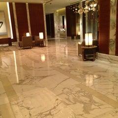 Photo taken at 北京嘉里大酒店 Kerry Hotel by david b. on 1/28/2013