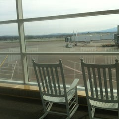Photo taken at Burlington International Airport (BTV) by Cormac B. on 4/29/2013