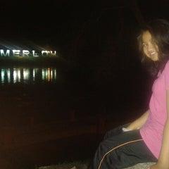 Photo taken at Tepi Sungai Termeloh by Alia M. on 5/2/2014