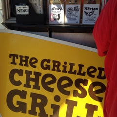 Photo taken at Grilled Cheese Grill by Kiana C. on 7/29/2015